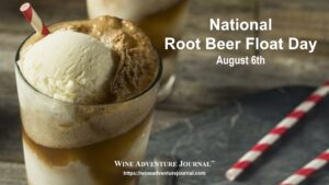 National Root Beer Float Day @ USA