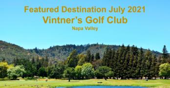 Vintners Golf Club Napa Valley Featured Destination