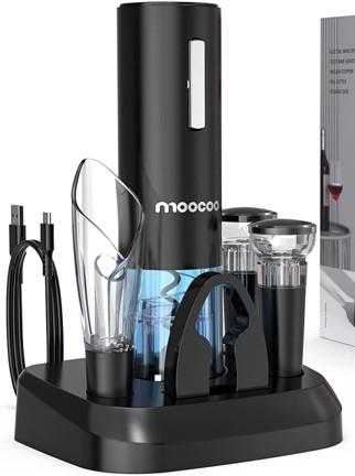 Moocoo Electric Wine Opener