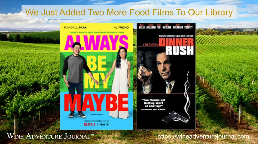We Just Added Two More Food Films to Wine Adventure Films library