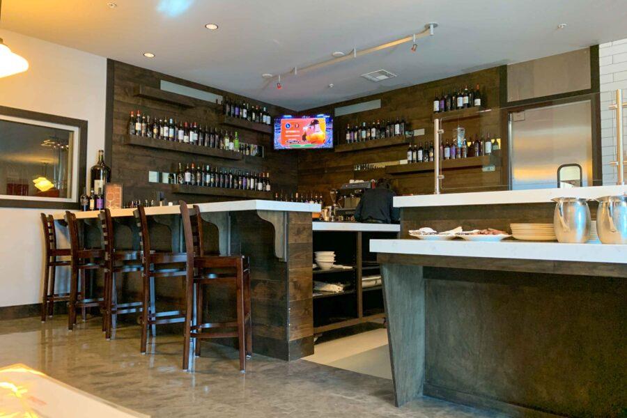 Trattoria Martone bar