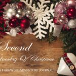 Second Wine Wednesday Of Christmas 2021