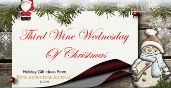 Third Wine Wednesday Of Christmas